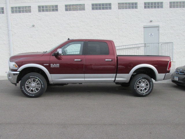 2018 Ram 2500 Crew Cab 4x4, Pickup #8D0354 - photo 6