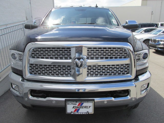 2018 Ram 2500 Crew Cab 4x4, Pickup #8D0356 - photo 6