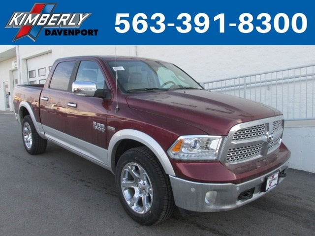 2018 Ram 1500 Crew Cab 4x4, Pickup #8D0375 - photo 1