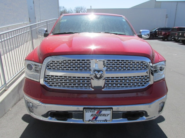 2018 Ram 1500 Crew Cab 4x4, Pickup #8D0527 - photo 6
