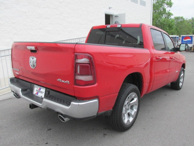2019 Ram 1500 Crew Cab 4x4, Pickup #9D0013 - photo 2