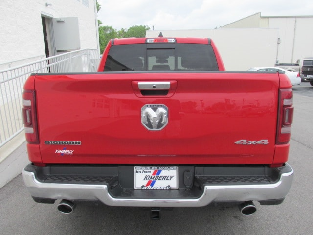 2019 Ram 1500 Crew Cab 4x4, Pickup #9D0013 - photo 3