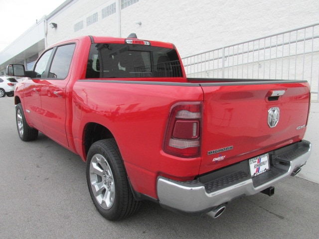 2019 Ram 1500 Crew Cab 4x4, Pickup #9D0013 - photo 4
