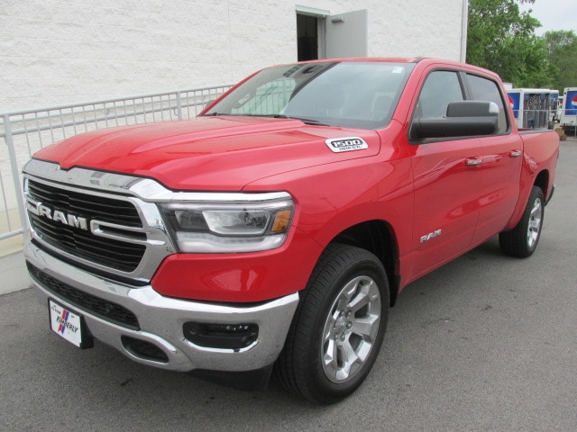 2019 Ram 1500 Crew Cab 4x4, Pickup #9D0013 - photo 5