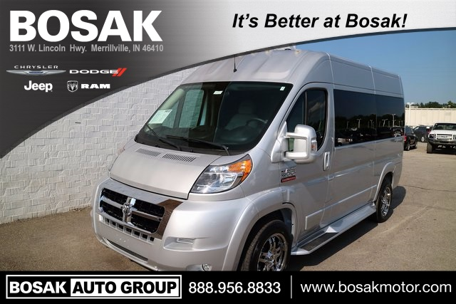 2017 ProMaster 1500 High Roof FWD,  Passenger Wagon #M170282 - photo 1