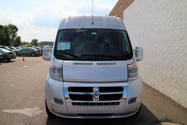 2017 ProMaster 1500 High Roof FWD,  Passenger Wagon #M170282 - photo 12