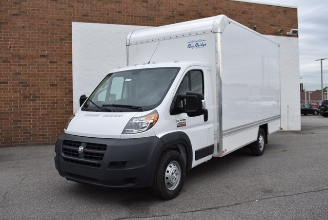 2018 ProMaster 3500 Standard Roof FWD,  Bay Bridge Sheet and Post Cutaway Van #M181299 - photo 8