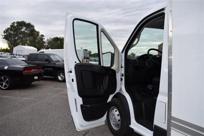 2018 ProMaster 3500 Standard Roof FWD,  Bay Bridge Sheet and Post Cutaway Van #M181299 - photo 22