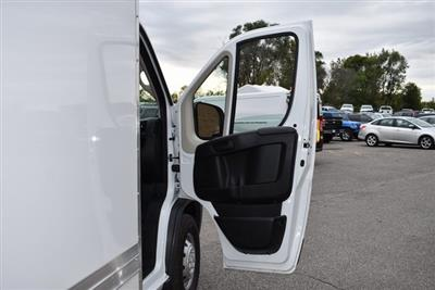 2018 ProMaster 3500 Standard Roof FWD,  Bay Bridge Sheet and Post Cutaway Van #M181299 - photo 25