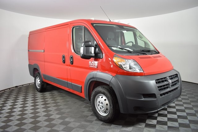 2018 ProMaster 1500 Standard Roof FWD,  Empty Cargo Van #M181311 - photo 8