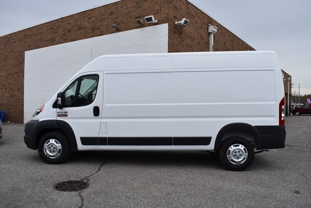 2018 ProMaster 3500 High Roof FWD,  Empty Cargo Van #M181358 - photo 3