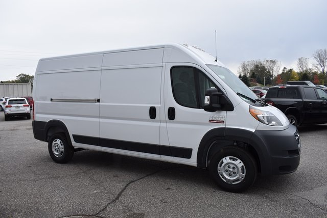 2018 ProMaster 3500 High Roof FWD,  Empty Cargo Van #M181358 - photo 7