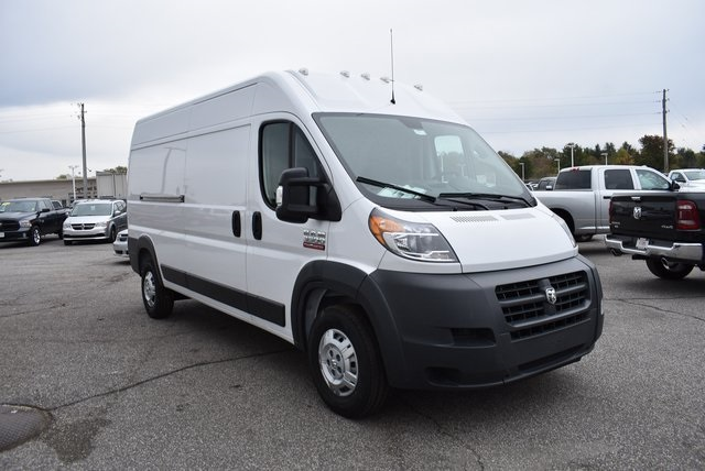 2018 ProMaster 3500 High Roof FWD,  Empty Cargo Van #M181358 - photo 8