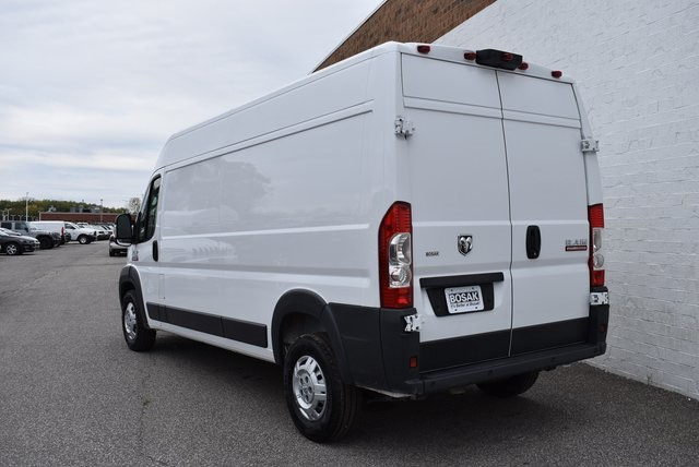2018 ProMaster 3500 High Roof FWD,  Empty Cargo Van #M181367 - photo 4
