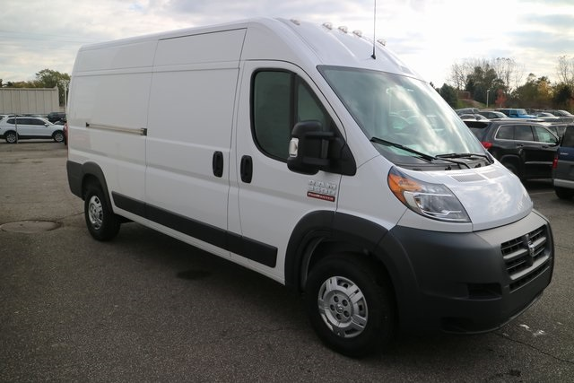 2018 ProMaster 3500 High Roof FWD,  Empty Cargo Van #M181381 - photo 7