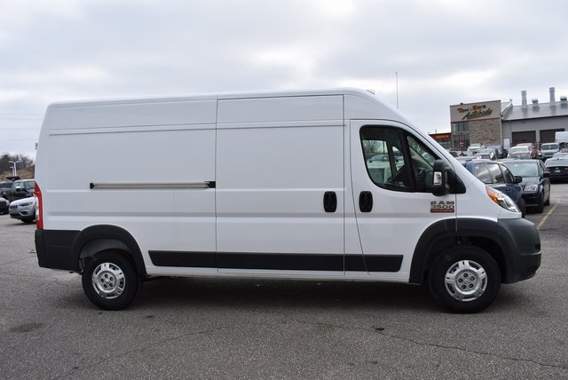 2018 ProMaster 3500 High Roof FWD,  Empty Cargo Van #M181458 - photo 6