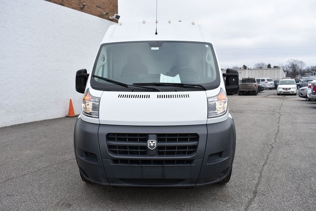 2018 ProMaster 3500 High Roof FWD,  Empty Cargo Van #M181458 - photo 8
