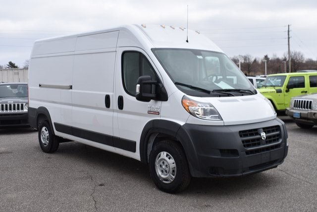 2018 ProMaster 3500 High Roof FWD,  Empty Cargo Van #M181460 - photo 7