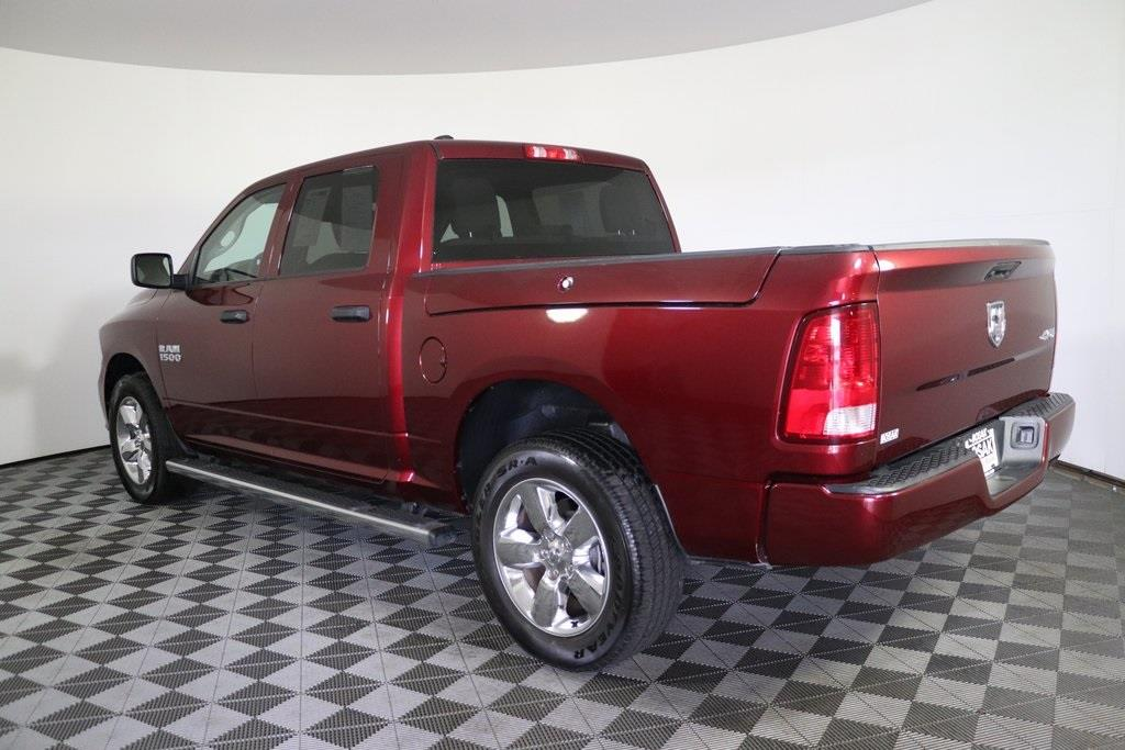 2018 Ram 1500 Crew Cab 4x4,  Pickup #M18591 - photo 2