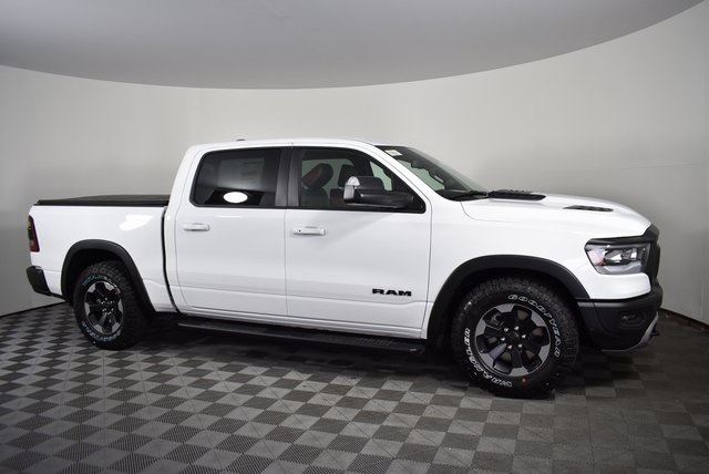 2019 Ram 1500 Crew Cab 4x4,  Pickup #M19190 - photo 6