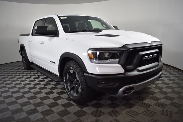2019 Ram 1500 Crew Cab 4x4,  Pickup #M19190 - photo 7