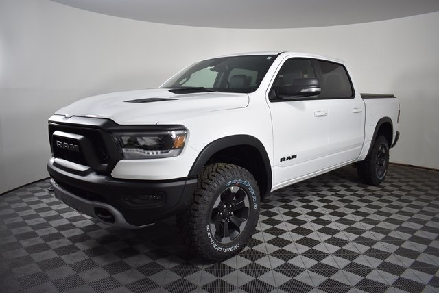 2019 Ram 1500 Crew Cab 4x4,  Pickup #M19278 - photo 8