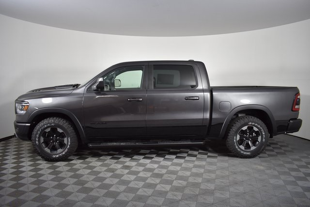 2019 Ram 1500 Crew Cab 4x4,  Pickup #M19325 - photo 3