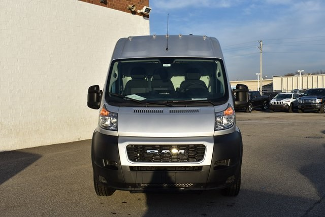 2019 ProMaster 2500 High Roof FWD,  Empty Cargo Van #M19396 - photo 8