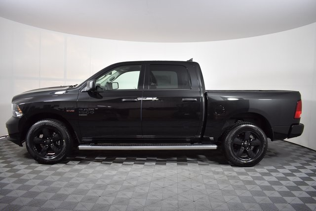 2019 Ram 1500 Crew Cab 4x4,  Pickup #M19435 - photo 3