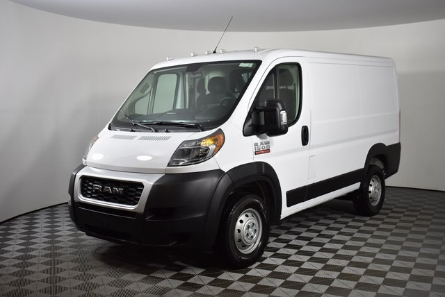 2019 ProMaster 1500 Standard Roof FWD,  Empty Cargo Van #M19439 - photo 10