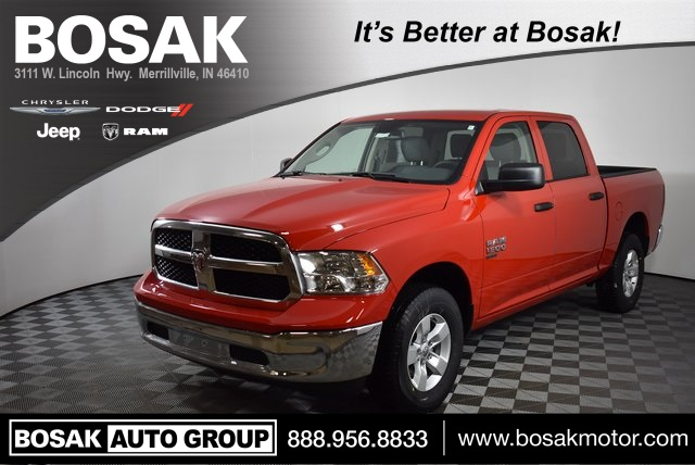 2019 Ram 1500 Crew Cab 4x4,  Pickup #M19469 - photo 1
