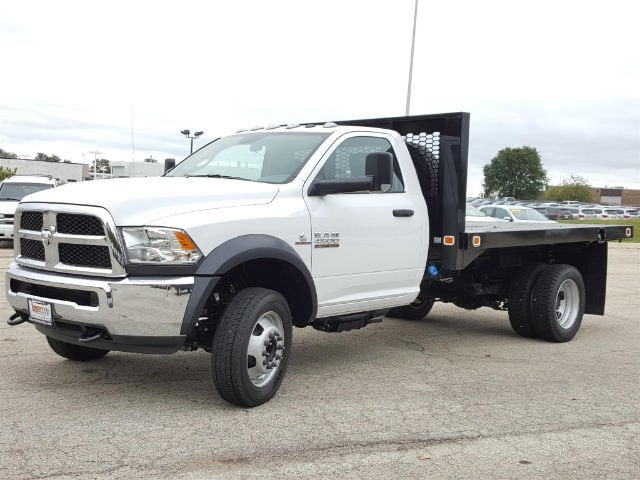 2017 Ram 4500 Regular Cab DRW, Platform Body #617264 - photo 4
