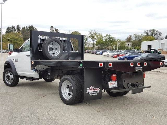 2017 Ram 4500 Regular Cab DRW Platform Body #617264 - photo 6