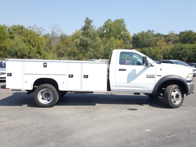 2017 Ram 4500 Regular Cab DRW, Knapheide Service Body #617285 - photo 9