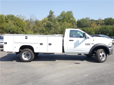 2017 Ram 4500 Regular Cab DRW, Knapheide Standard Service Body #617285 - photo 9