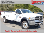 2017 Ram 4500 Regular Cab DRW, Knapheide Standard Service Body Service Body #617285 - photo 1
