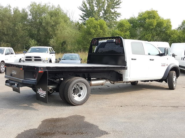 2017 Ram 4500 Crew Cab DRW, Knapheide Platform Body #617286 - photo 2