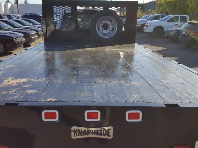 2017 Ram 4500 Regular Cab DRW, Knapheide Platform Body #617287 - photo 11