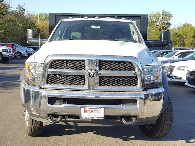 2017 Ram 4500 Regular Cab DRW 4x4, Knapheide Platform Body #617312 - photo 6