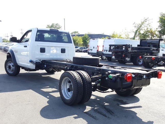 2017 Ram 5500 Regular Cab DRW 4x4 Cab Chassis #617345 - photo 4