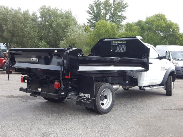2017 Ram 4500 Regular Cab DRW 4x4, Knapheide Dump Body #617348 - photo 2