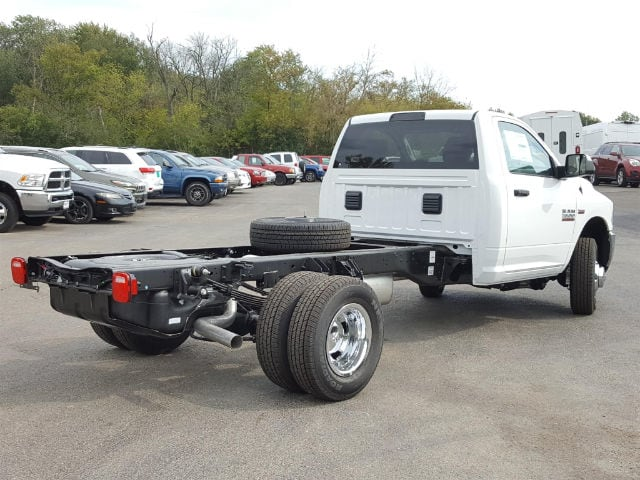 2018 Ram 3500 Regular Cab DRW, Cab Chassis #618004 - photo 2