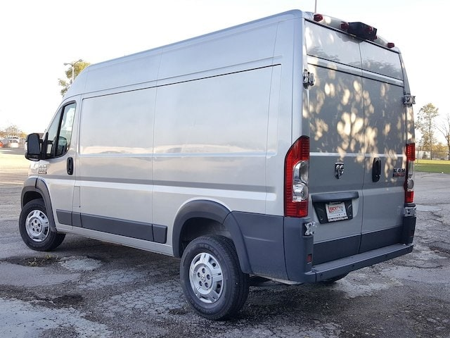 2018 ProMaster 1500 High Roof FWD,  Empty Cargo Van #618022 - photo 4