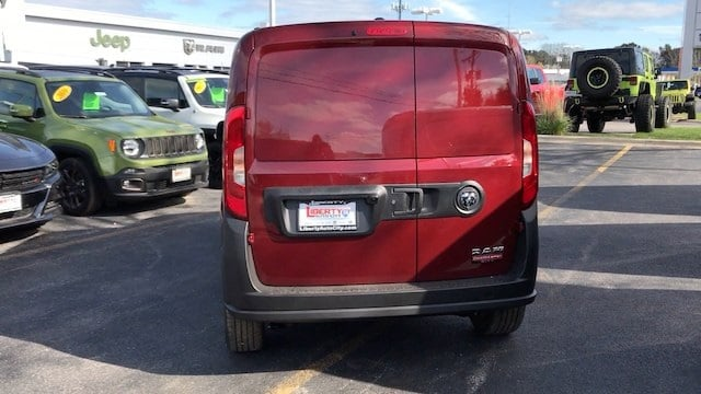 2018 ProMaster City, Cargo Van #618029 - photo 17