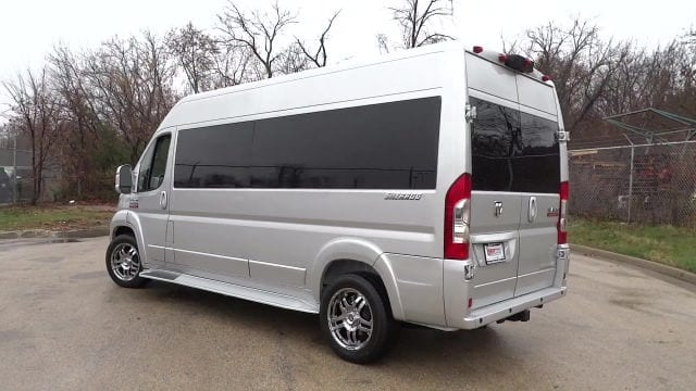 2018 ProMaster 2500 High Roof FWD,  Passenger Wagon #618036 - photo 18