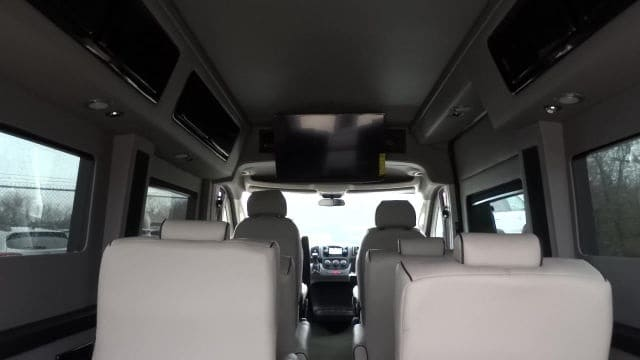 2018 ProMaster 2500, Passenger Wagon #618036 - photo 21