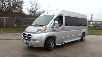 2018 ProMaster 2500 High Roof FWD,  Passenger Wagon #618036 - photo 4