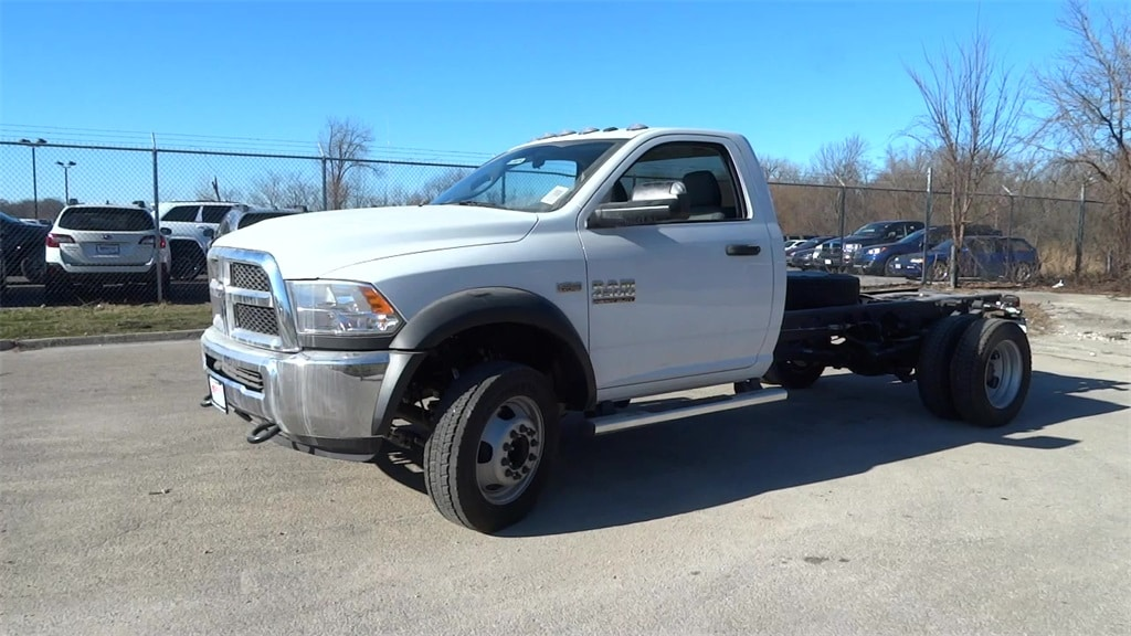 2018 Ram 4500 Regular Cab DRW, Cab Chassis #618079 - photo 5