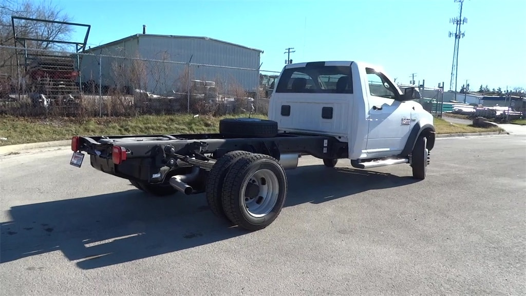 2018 Ram 4500 Regular Cab DRW Cab Chassis #618079 - photo 2