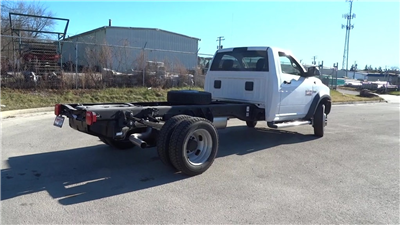 2018 Ram 4500 Regular Cab DRW, Cab Chassis #618079 - photo 2